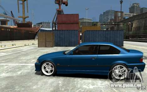 BMW M3 E36 v1.0 für GTA 4 hinten links Ansicht