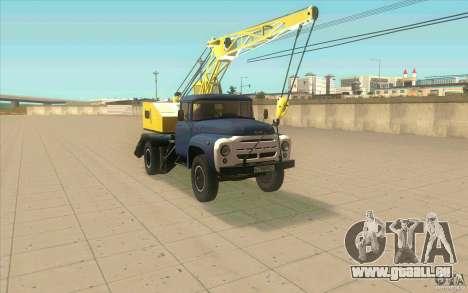 ZIL-130 k-2, 5-1E pour GTA San Andreas