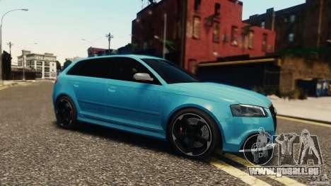 Audi RS3 Sportback V1.0 für GTA 4