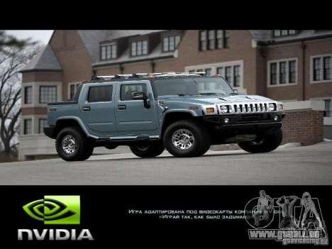 Nouveaux écrans de chargement 2011 pour GTA San Andreas deuxième écran