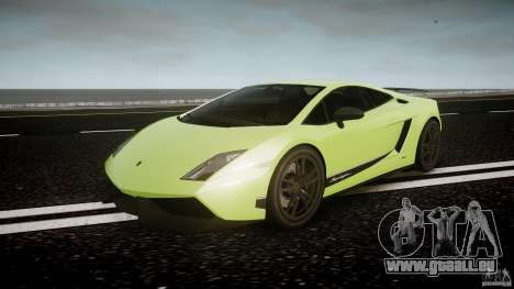 Lamborghini Gallardo LP570-4 Superleggera 2010 für GTA 4