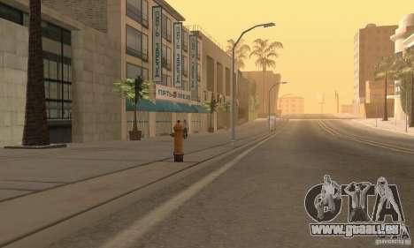 Fünf Sterne und Spare part Service für GTA San Andreas sechsten Screenshot