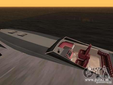 Die wiederbelebten Militärbasis in Docks v3. 0 für GTA San Andreas sechsten Screenshot