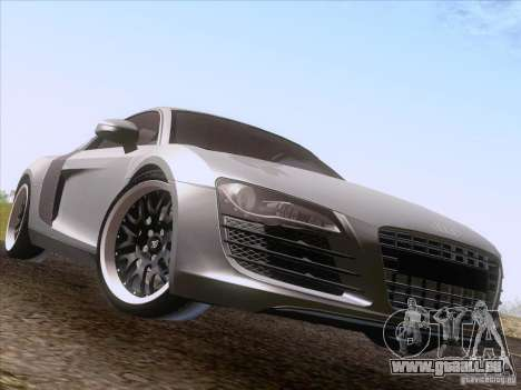 Audi R8 Hamann für GTA San Andreas rechten Ansicht