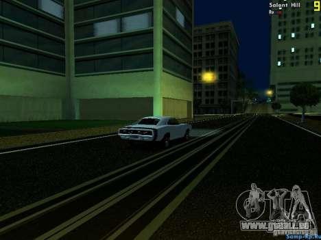 New Graph V2.0 for SA:MP pour GTA San Andreas septième écran