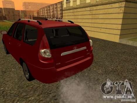 VAZ-2171 pour GTA San Andreas vue de droite