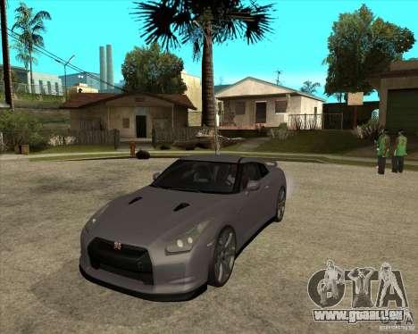 2008 Nissan GTR R35 für GTA San Andreas