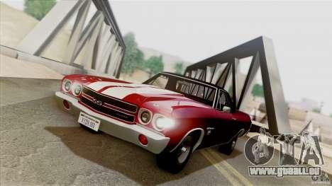 SA Beautiful Realistic Graphics 1.5 für GTA San Andreas fünften Screenshot