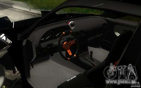 Nissan Silvia RPS13 Noxx pour GTA San Andreas vue de côté