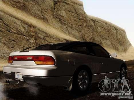 Nissan 240SX S13 - Stock für GTA San Andreas Seitenansicht
