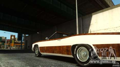 Buccaneer Final für GTA 4 hinten links Ansicht