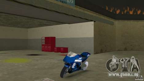Yamaha Sportbike beta 1.0 pour GTA Vice City