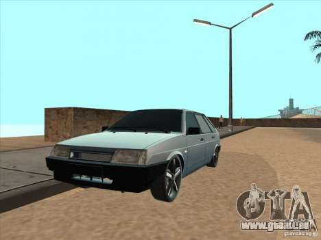 VAZ 21093i léger Tuning pour GTA San Andreas