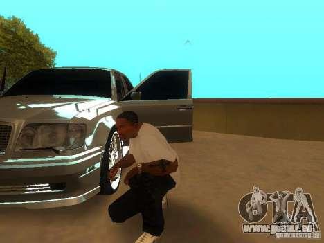 Qualität Einstellung ENBSeries für GTA San Andreas