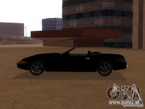 Feltzer de GTA Vice City pour GTA San Andreas sur la vue arrière gauche