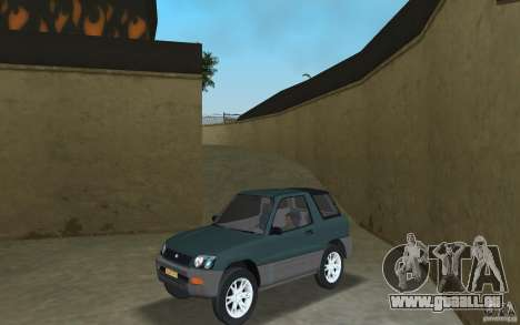 Toyota RAV4 pour GTA Vice City