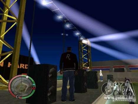 Concert de l'AK-47 v2 pour GTA San Andreas huitième écran