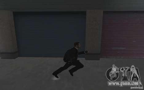 Animation von GTA IV V 2.0 für GTA San Andreas zweiten Screenshot