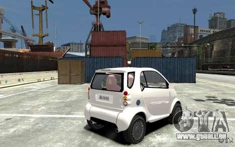 Smart For Two pour GTA 4 est un droit