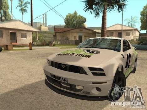 Ford Mustang Ken Block für GTA San Andreas