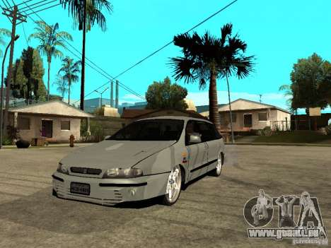 Fiat Marea Weekend pour GTA San Andreas