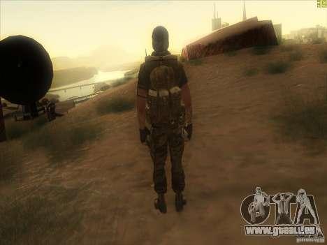 Frank Woods für GTA San Andreas fünften Screenshot