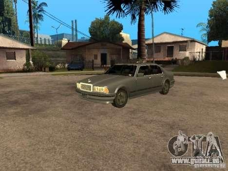 HD Sentinel pour GTA San Andreas