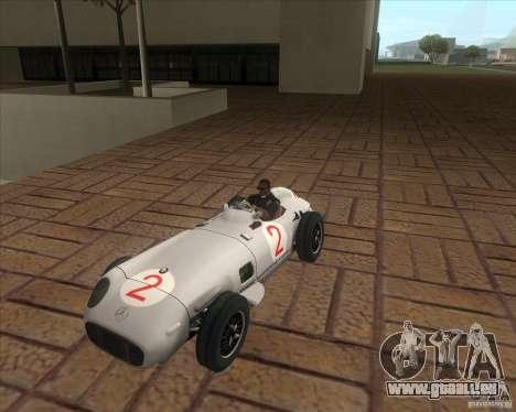Daimler-Benz AG Juan Manuel Fangio für GTA San Andreas