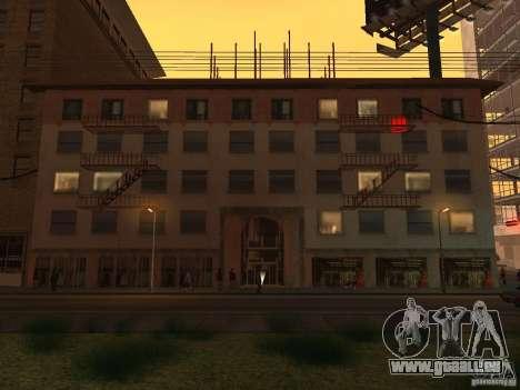 Geheime Wohnung für GTA San Andreas