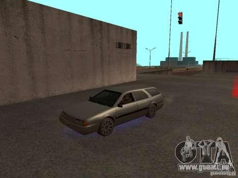 Neon mod pour GTA San Andreas deuxième écran