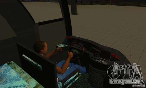 Mercedes-Benz Travego für GTA San Andreas Seitenansicht