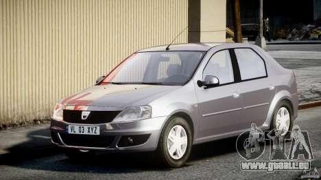 Dacia Logan v1.0 für GTA 4