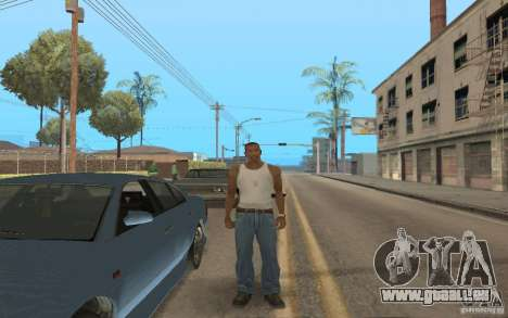 Theft of vehicles 1.0 für GTA San Andreas