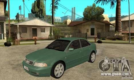 Audi S4 2000 pour GTA San Andreas