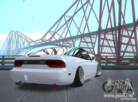 Nissan 240SX für GTA San Andreas rechten Ansicht