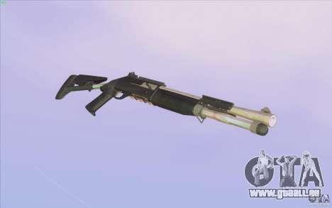 Low Chrome Weapon Pack für GTA San Andreas her Screenshot