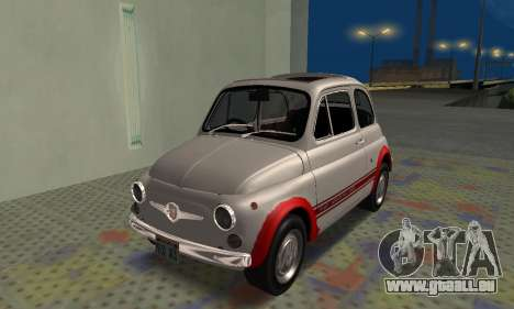 Fiat Abarth 595 SS 1968 pour GTA San Andreas