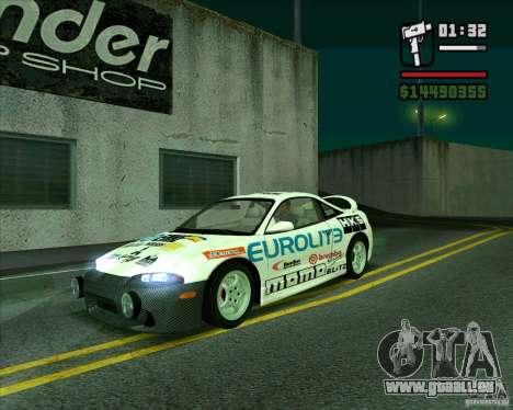 Mitsubishi Eclipse GST für GTA San Andreas
