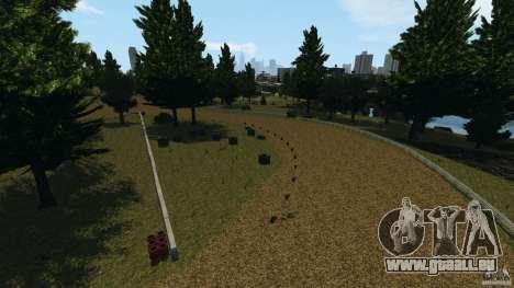 DiRTY - LandRush für GTA 4 achten Screenshot