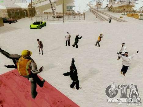 Harlem Shake pour GTA San Andreas