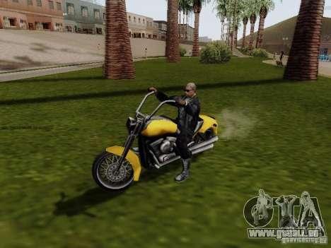 Vice City Freeway pour GTA San Andreas