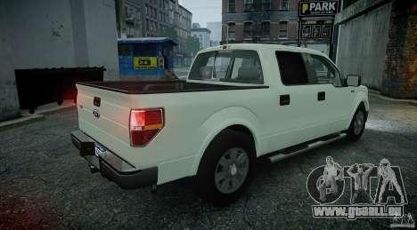 Ford F150 XLT v1.3 für GTA 4 linke Ansicht
