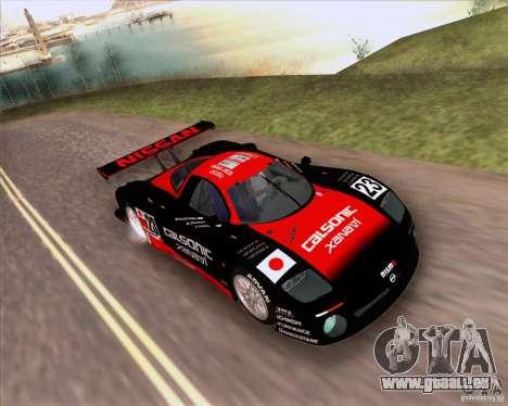 HQ Realistic World v2.0 pour GTA San Andreas septième écran