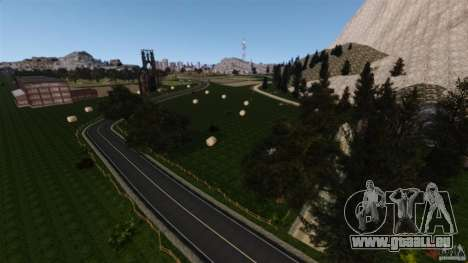 ROUTE 66 für GTA 4 siebten Screenshot