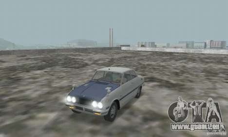Isuzu Bellett GT-R pour GTA San Andreas