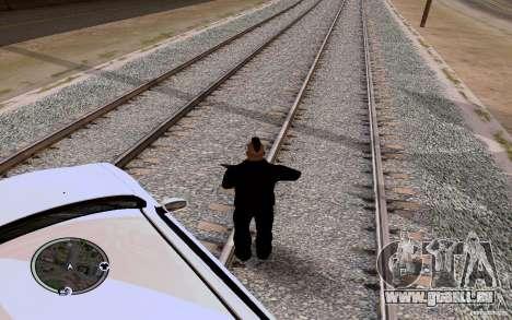 Russische Rails für GTA San Andreas zweiten Screenshot