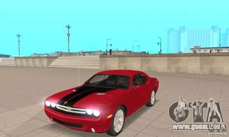 Dodge Challenger 2007 pour GTA San Andreas