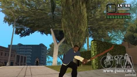 Ferraille pour GTA San Andreas quatrième écran
