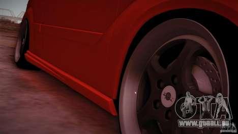 Ford Focus SVT Clean pour GTA San Andreas vue de droite