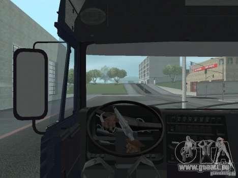 Aktives Dashboard 3.0 für GTA San Andreas fünften Screenshot